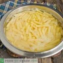 Pommes de terre frites au four - pour prendre soin de vous