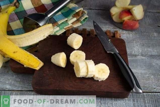 Smoothie nutritif à la banane