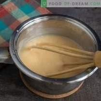 """Gâteau rapide """"fourmilière"""" sans cuisson"""