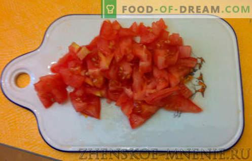 Salade hongroise au jambon