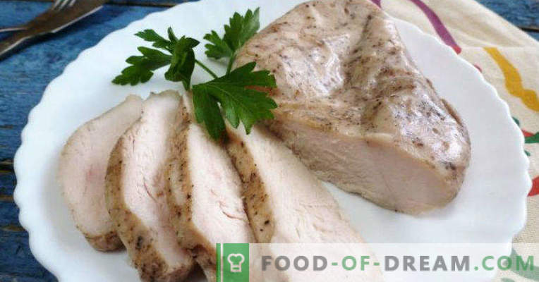 Comment faire cuire une poitrine de poulet dans une cocotte