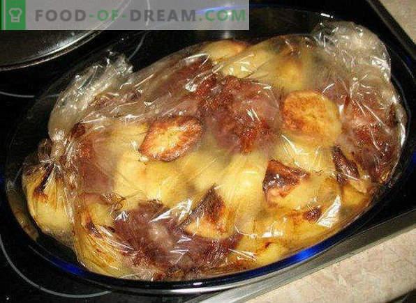 Comment faire cuire des pommes de terre au micro-ondes avec du fromage, de la viande, du bacon, des frites, bouillies