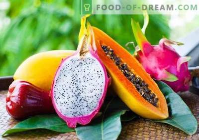 15 tropische Früchte, die du unbedingt probieren solltest