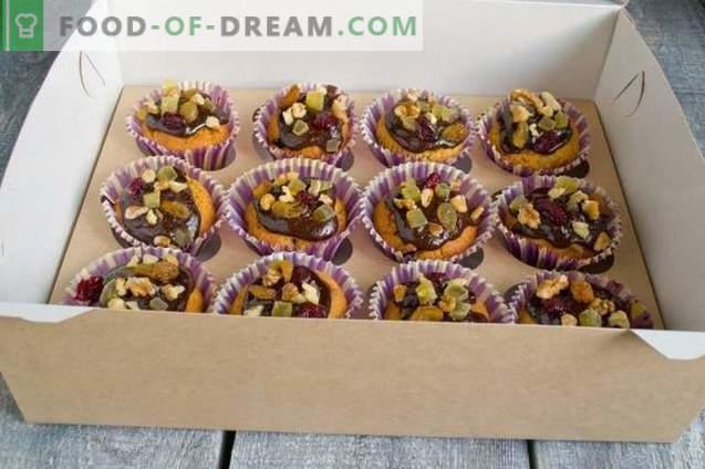 Petits gâteaux de vos propres mains - bonbons délicieux, cadeaux
