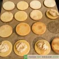 Biscuits maison pour la table de Pâques