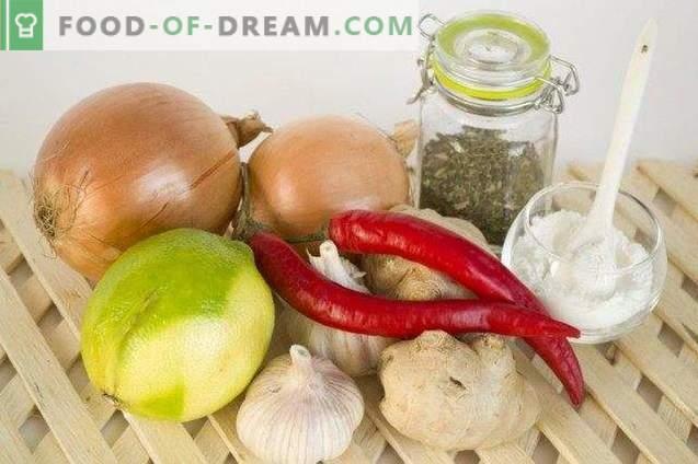 sauce chili thaïlandaise aux oignons et au gingembre