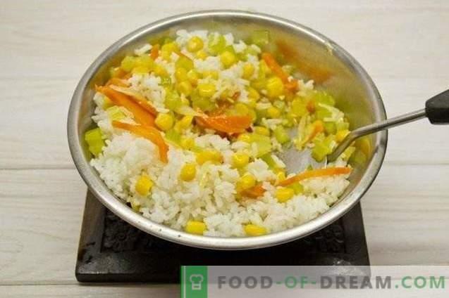 Riz Pekin aux legumes