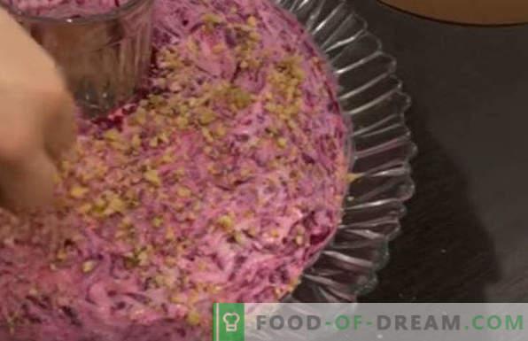 Bracelet Salad Garnet et 7 options pour le préparer