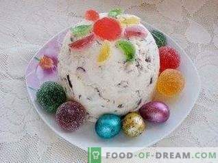 Custard Curd Easter