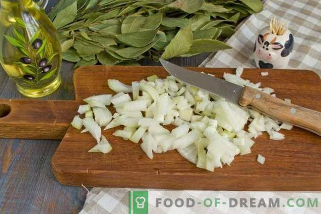 Salade de champignons et poulet frits