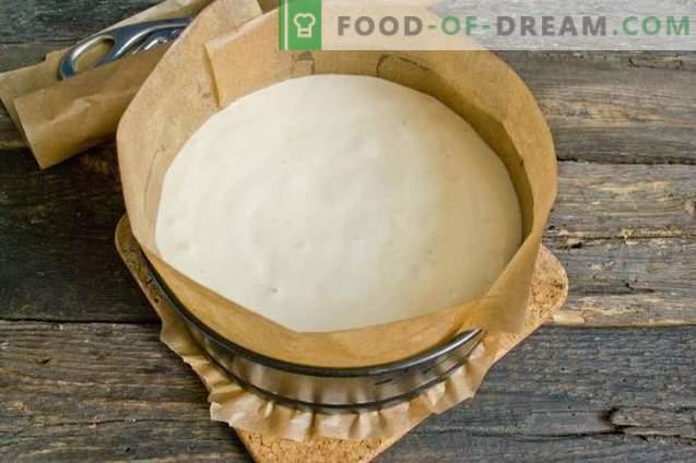 Pan di Spagna alla fragola e crema