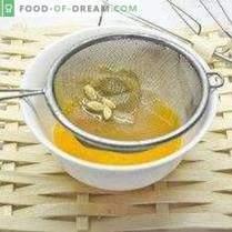 Mayonnaise maison à partir d'œufs de caille
