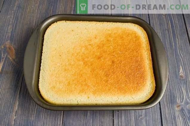 gâteaux faits maison sans farine