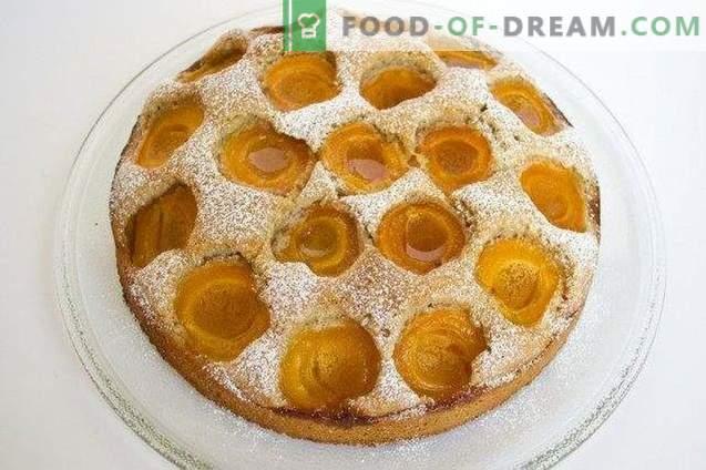 tarte aux abricots autrichienne
