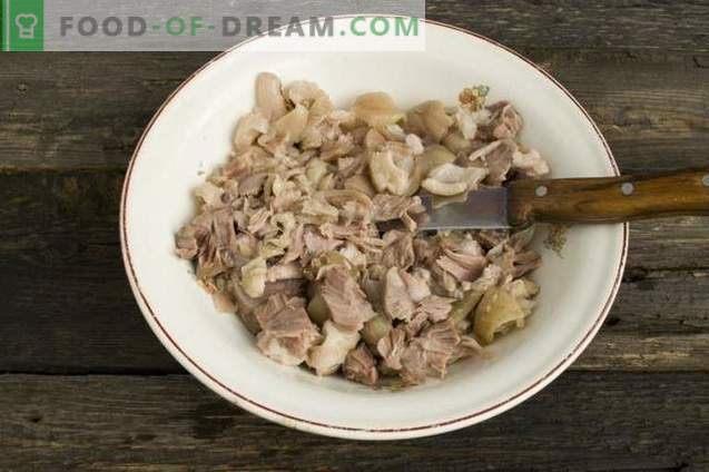 Gelée de jarret de porc