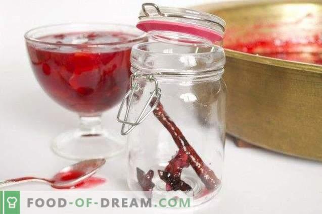 Confiture de prunes au gingembre et anis étoilé