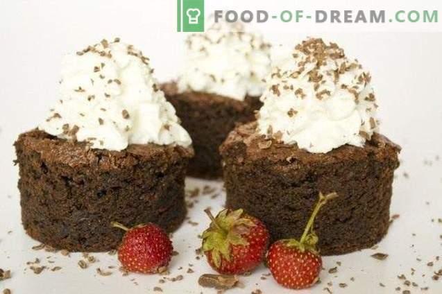Brownies à la betterave au chocolat