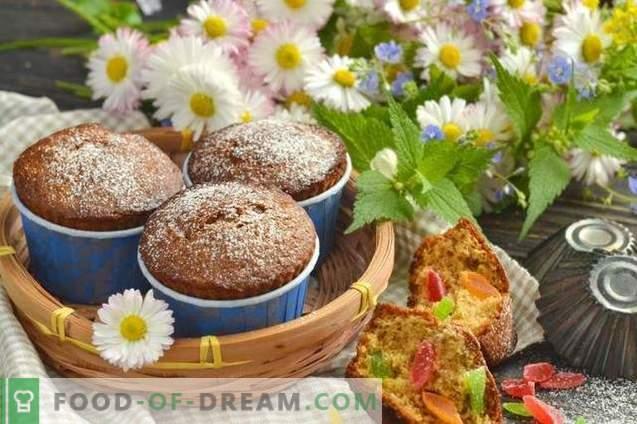 Muffins Confits