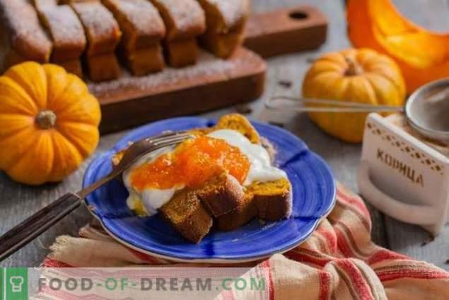 Cocotte à la cannelle et à la citrouille - Dessert santé et savoureux