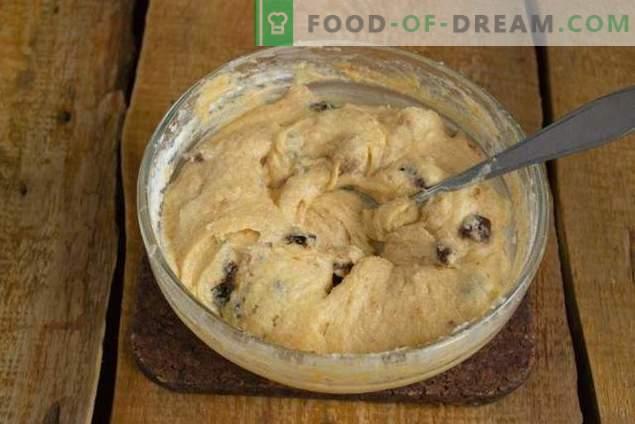 Muffins aux fruits secs faits maison - simples et savoureux