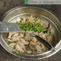 "Chicken filler, or ""dietary aspic"""