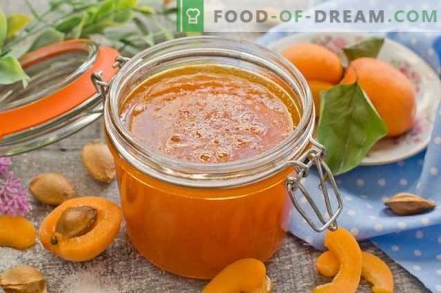 Confiture d'abricot Instant
