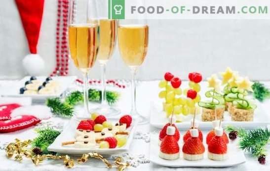 Essa picada de champanhe: receitas e dicas