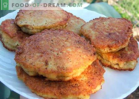 Les crêpes à la viande sont les meilleures recettes. Comment bien et savoureux cuire des crêpes avec de la viande.