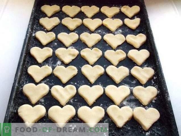 Biscuits Saint Valentin pour la Saint Valentin