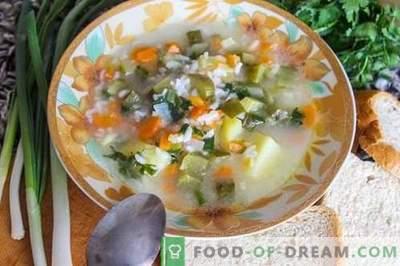 Pickle - Soupe délicieuse et très économique
