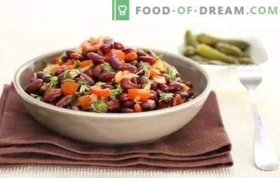 Cuisson des haricots rouges de la recette classique. Lobio de haricots rouges - recettes classiques de la longévité du Caucase