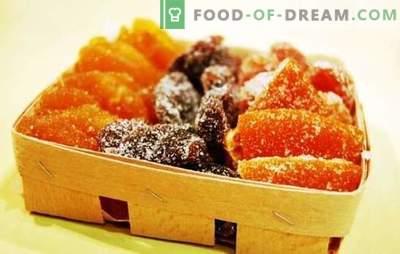 Kandierte Äpfel zu Hause - kandierte Früchte mit orientalischem Ursprung. Kandierte Äpfel zu Hause - einfacher als je zuvor!