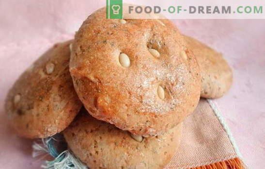 Sablés au kéfir: pâte à pain d'épices aromatisée. Recettes de pâtisseries pressées: sablés maison au kéfir