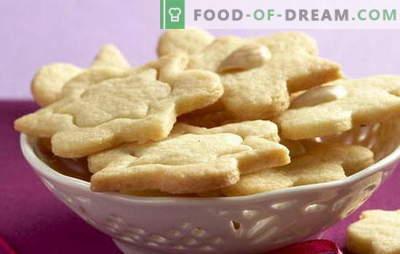 Les pâtisseries de carême pressées - des dents sucrées seront satisfaites. Une sélection des meilleures recettes de pâtisseries maigres pressées