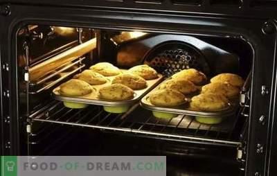 Biscuit classique au four: seules des recettes éprouvées. Gâteau éponge classique, léger et luxueux au four - apprenez!