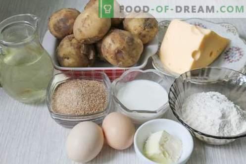 Croquettes de pommes de terre - un plat intéressant de pommes de terre ordinaires