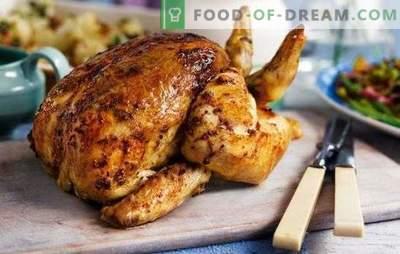 Erreurs lors de la cuisson du poulet au four: pourquoi est-il dur et sans goût?