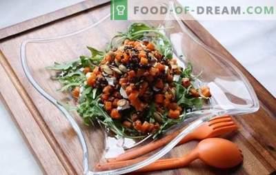 Salade de lentilles - que faut-il d'autres pour être heureux? Les recettes les plus délicieuses, originales et saines de la salade de lentilles