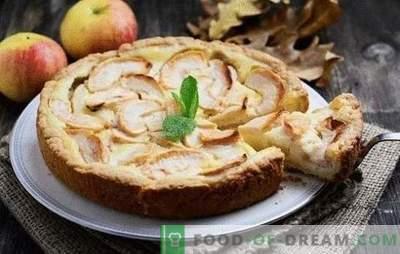 Légende poétique: la tarte Tsvetaïevski - une recette pas à pas pour une harmonie des goûts. Variétés de tarte Tsvetaevsky avec des recettes étape par étape