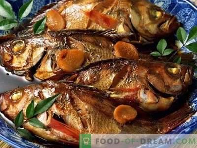 Poisson festif: les meilleurs plats de poisson pour les vacances