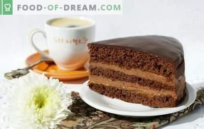 Le gâteau de Prague est une recette classique pour un festin favori. Comment faire cuire le gâteau