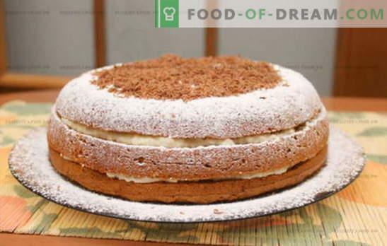 Gâteau au miel dans une mijoteuse - un excellent dessert! Comment faire un gâteau au miel tendre et parfumé dans une mijoteuse - des recettes pour tous les goûts