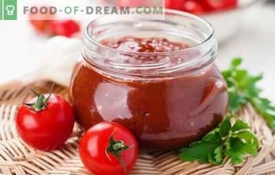 Pâte de tomate dans une mijoteuse: classique, avec des légumes ou épicée. Comment préparer la pâte de tomates dans un multicuiseur pour l'hiver