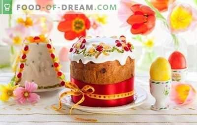 Comment décorer un gâteau pour surprendre les invités? Façons de décorer les gâteaux de Pâques pour Pâques, options pour le fudge et le glaçage: recettes pour leur préparation
