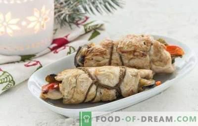 Que faire cuire de la dinde rapidement et savoureux? Deuxième et premier plats originaux cuits rapidement et savoureux à partir de dinde