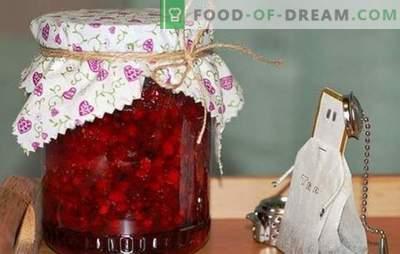 Bosbessenjam met appels is een unieke combinatie van bessen en fruit. De beste recepten voor bosbessensap met appels