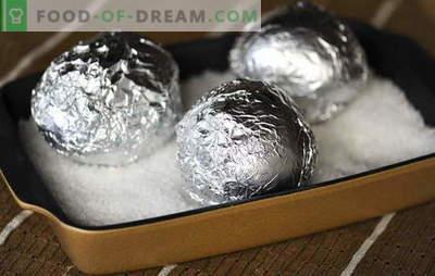 Betteraves au four en papier d'aluminium - cuire! Recettes pour la cuisson des betteraves au four en papillote, différents types de pâtisseries et de plats cuisinés: délicieux!
