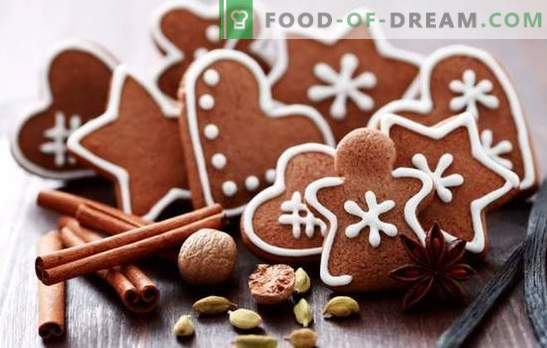 Pain d'épices de Noël - Un conte de fées et un parfum de bonheur à la maison. Apprenez à faire du vrai pain d'épice de Noël