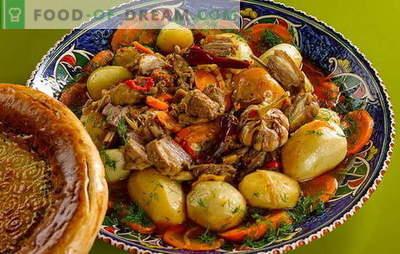Pommes de terre avec de la viande dans un chaudron - un nouveau goût des plats habituels. Comment faire cuire des pommes de terre avec de la viande dans un chaudron: des recettes étape par étape