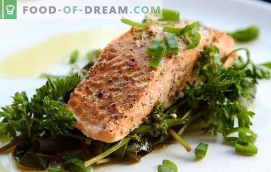 Le poisson cuit à la vapeur dans une mijoteuse est un complément alimentaire au plat d'accompagnement. Les meilleures recettes pour le poisson cuit à la vapeur dans une mijoteuse: truite, morue, merlu, etc.